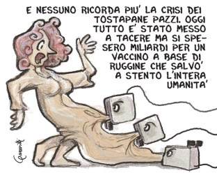"per ""il Misfatto"" (il Fatto Quotidiano) 2010/2012"